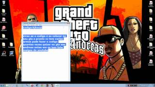 Codigo De Armas Do Gta San Andreas