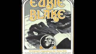 The Charleston Rag Eubie Blake