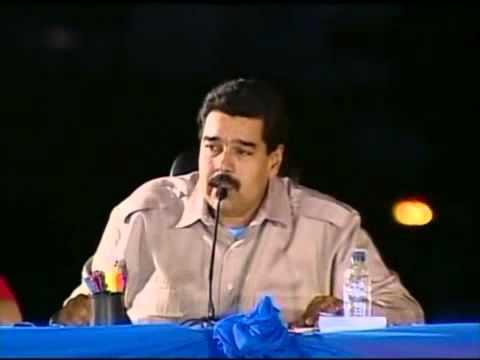 Reunión en Carabobo entre Nicolás Maduro y alcaldes recién electos