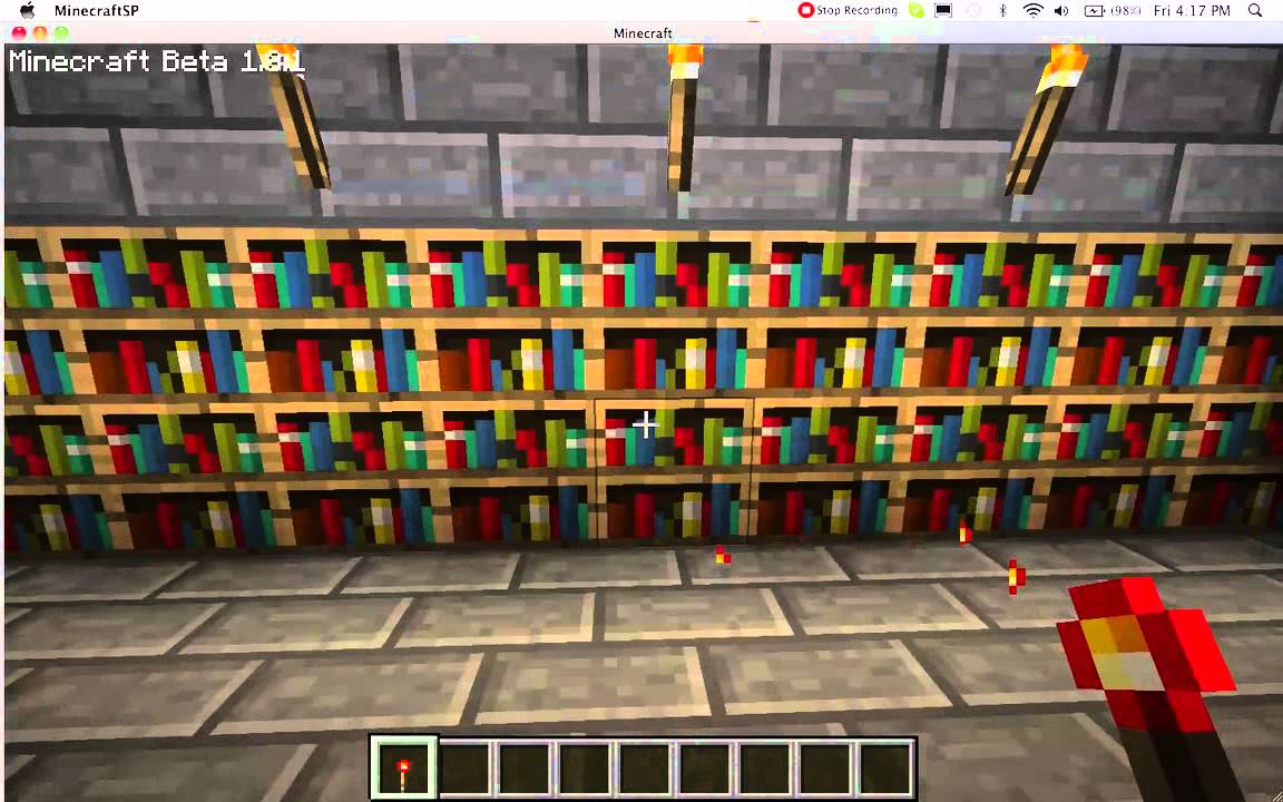 how to make a secret door in minecraft pe
