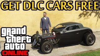 ★ GTA 5 Online How To Get Collectors Edition Cars For