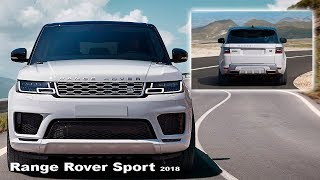 Range Rover Sport 2018 - Interior and Exterior | NEW Design Range Rover