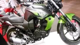 2014 Yamaha Fz 16 2014 Al 2015 Video Review