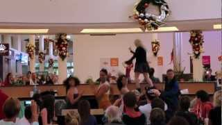 Northlands Christmas Flash Mob 2012