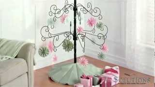 Wrought Iron Tree Year Round Decoration Solutions.com
