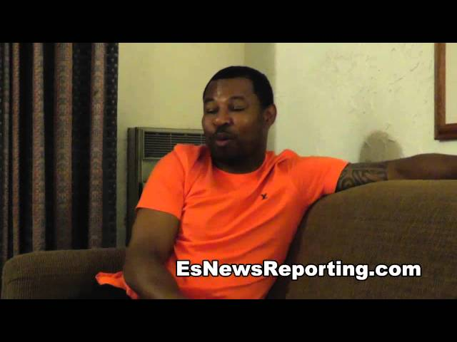 shane mosley p4p list and says he is a big fan of deontay wilder EsNews Boxing