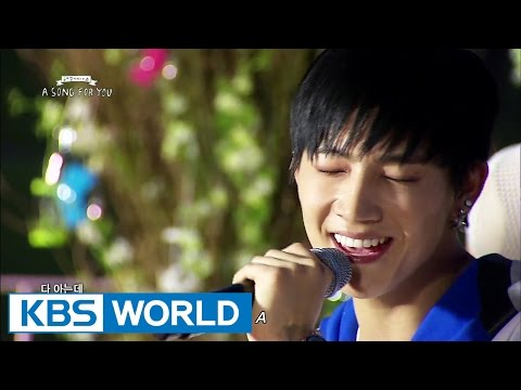 Global Request Show: A Song for You 3 - Ep.2 with GOT7 (2014.07.25)