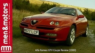 Alfa Romeo GTV Coupe Review (2000)