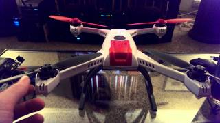 Blade 350 QX Firmware 2.0 First Impressions