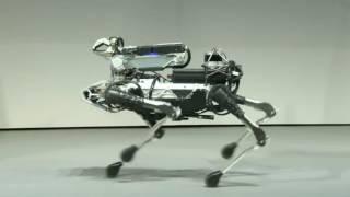【SoftBank World 2017】 Boston Dynamics / Marc Raibert (English)