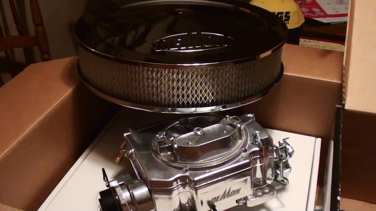 Street Demon Air Cleaner : New parts pontiac trans am engine swap part v