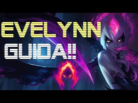[ITA] Evelynn Jungle Guide and Build: How to Jungle with Evelynn - League of Legends - Learn to Play