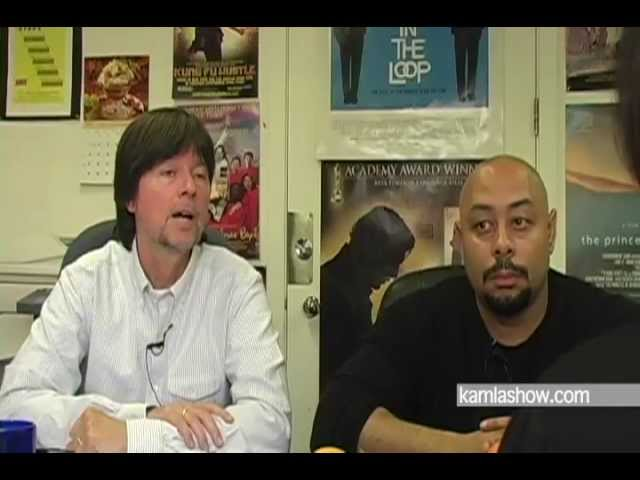 Ken Burns and Raymond Santana on Central Park Five Part-1