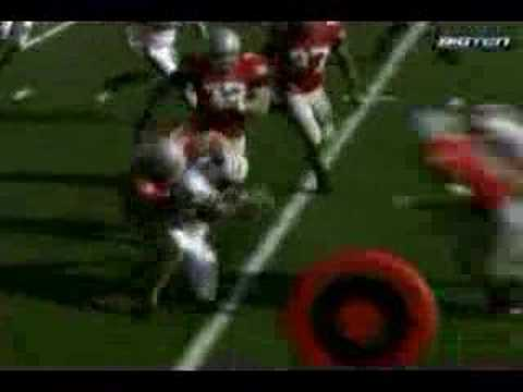 James Laurinaitis Ohio State LB Highlight Video