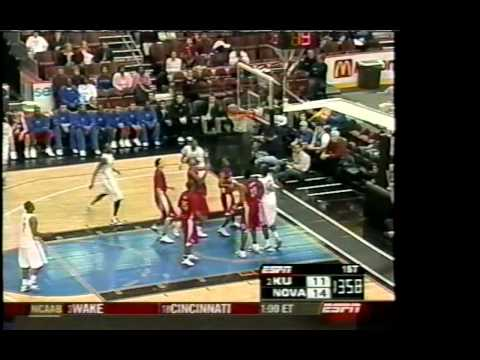 Guard U - Villanova's 4 Guard Offense (RANDY FOYE, ALLAN RAY, KYLE LOWRY, MIKE NARDI) HIGHLIGHTS