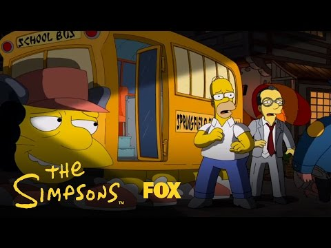 Anime | THE SIMPSONS | ANIMATION on FOX,