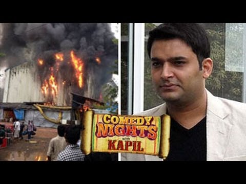Hình ảnh trong video Comedy Nights Kapil BREAKS DOWN on the SETS of
