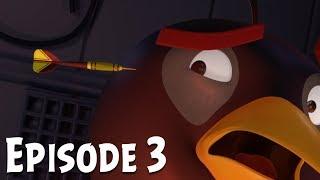 Angry Birds Zero Gravity - Nebezpečná hra