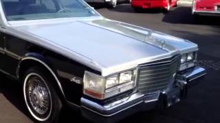 1984 Cadillac Seville For Sale