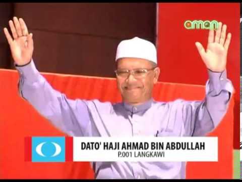 Pengumuman calon PAS Kedah