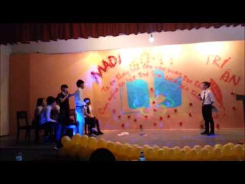 Kịch chào mừng ngày nhà giáo Việt Nam 20-11-2013