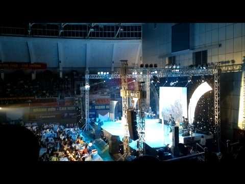 Kiếp Cầm Ca - Ngọc Sơn Ft Ngọc Ánh [Live Show Ngọc Sơn in Hải Dương]