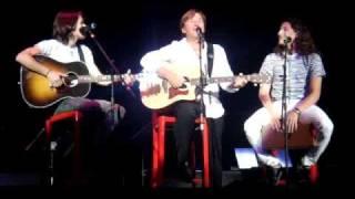 Ricardo Montaner E Hijos Cantando Monterrey