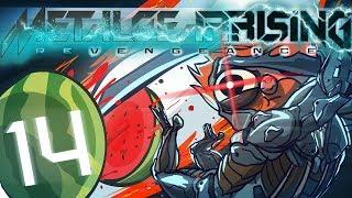 Metal Gear Rising: Revengeance [Part 14] - Ninja Raiden