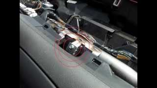 Nissan Micra 2009 Stereo Remove Replace