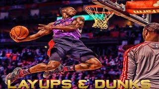 NBA 2K14 Tutorials & Tips Layups & Dunks Tutorial