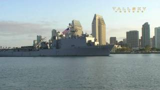 US Navy: USS Rushmore (LSD-47) Welcome Home (San Diego 4
