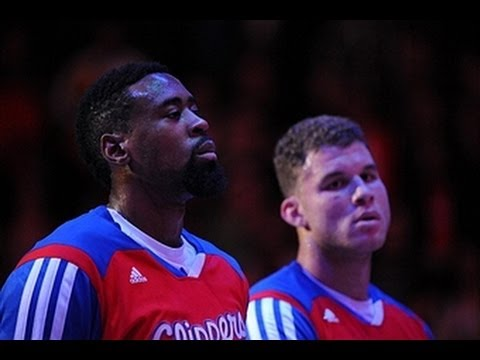 Dunk Mix: Blake Griffin and DeAndre Jordan vs the Magic