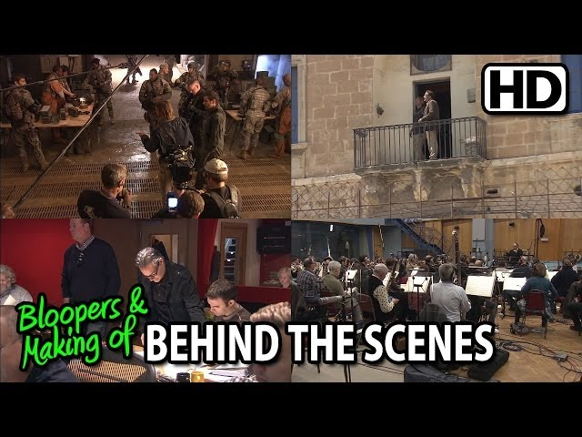 World War Z (2013) Making of & Behind the Scenes (Part2/2)