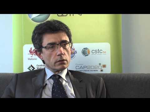 Alain Lesage - Directeur général (2011 - mars 2015) du Pôle GreenWin
