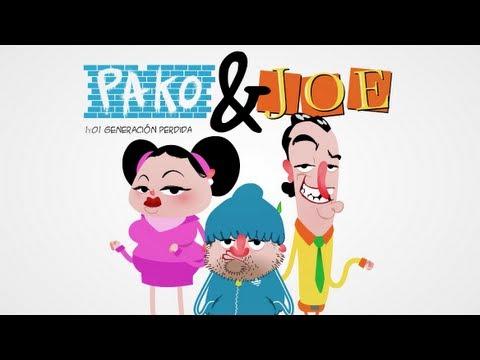 Pako&Joe. 1×01. Generación perdida. Lost Generation