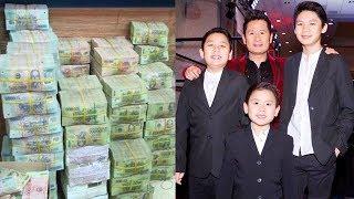 Choáng với số tiền mà Bằng Kiều chu cấp để nuôi 3 con trai sau ly hôn - TIN TỨC 24H TV