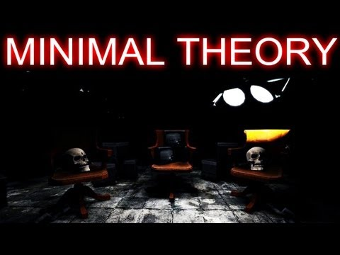 Minimal Theory | WELL THAT WAS SHORT | UDK Indie Horror Game Commentary/Face cam reaction
