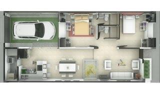 Planos gratis casa moderna 2 pisos m x m parte 1 for Casa moderna minimalista interior 6m x 12 50 m