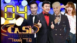 OFFICIAL | CA SĨ TRANH TÀI VTV3 Full - Tập 4 | Chí Tài, Hari Won, Hoài Lâm | 30/03/2018