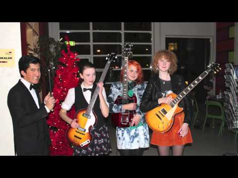Number 9 - Come together (The Beatles) cover Live 2013