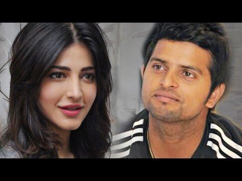 Shruti Haasan And Suresh Raina The New Lovebirds In Town!