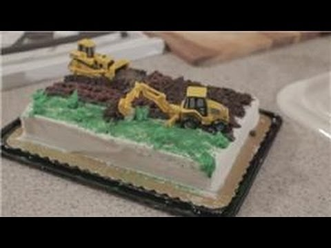 Fun Meals for Kids : Construction Cake Decorating Ideas ...