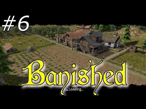 Banished 6 - Une population un peu trop âgée - royleviking (FR)