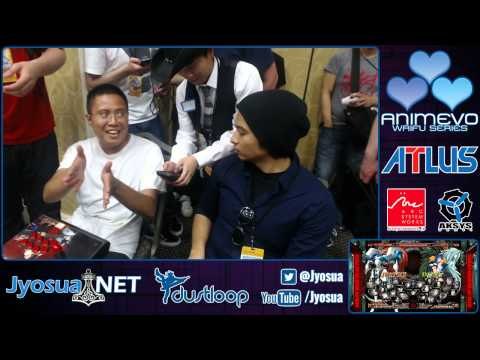 Evo 2014 - 7/11/14 - Guilty Gear XX Accent Core Plus R Side Tournament