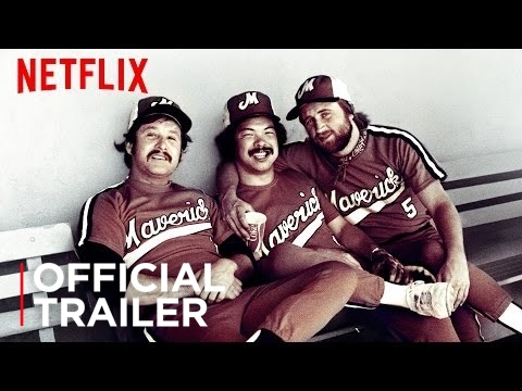 The Battered Bastards of Baseball - Official Trailer - Netflix [HD]