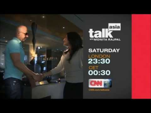 "CNN International ""Talk Asia"" promo"