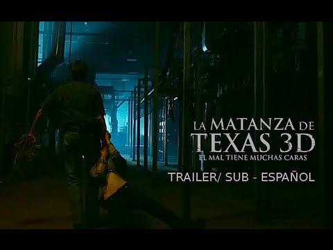 La Matanza de Texas 3D - Trailer / Sub - Español