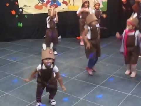 Dança do Canguru - Estrelando ANA KAROLYNA