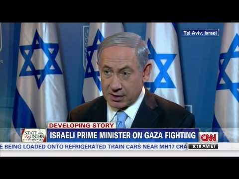 Blitzer to Netanyahu: I Know You are Being Attacked, But What About the Palestinians?