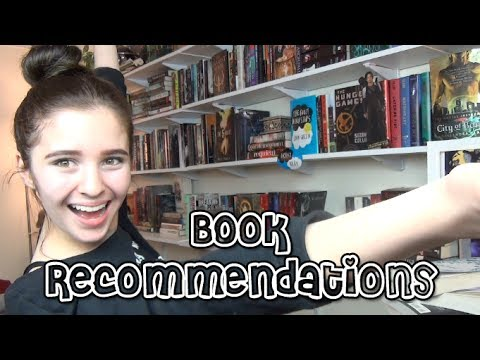 Book Recommendations!